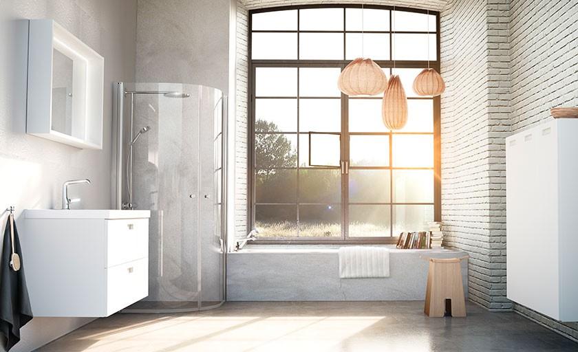Hur ger du ditt badrum nytt liv?
