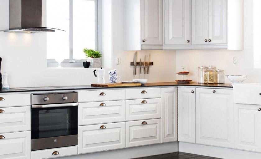 Hur ser ett lantligt kök ut?