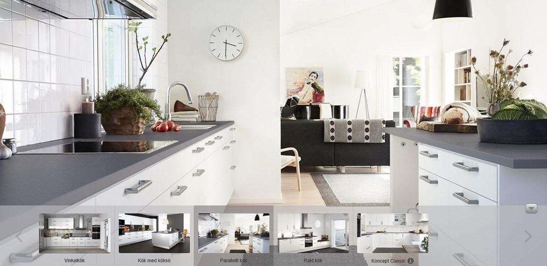 Designa ditt kök