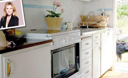 Inredningssentimental med kök…