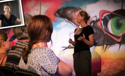 Inspirationskväll med Mija Kinning