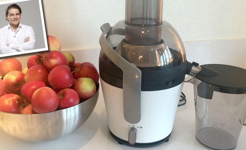 Mitt kök har blivit en juicefabrik
