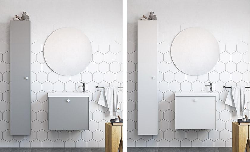 mindre badrum compact från Ballingslöv