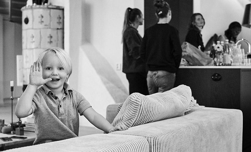 Daniela Sylvan Tellander hemmets hjärta