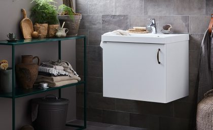 Simple – en badrumsserie från Ballingslöv