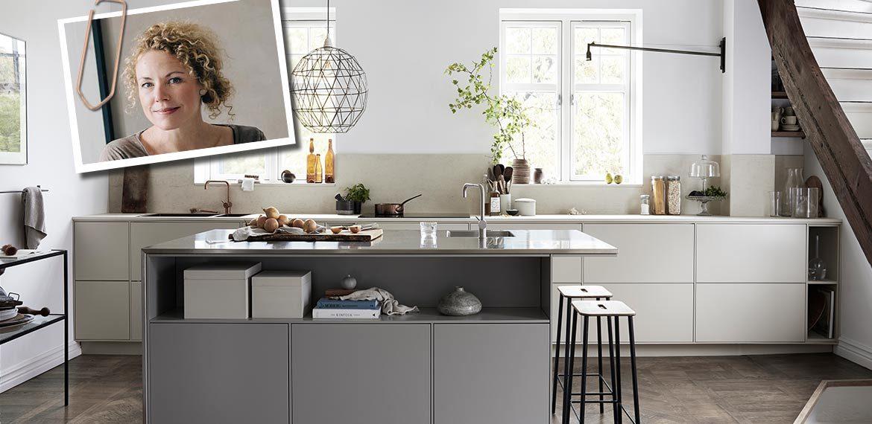 Daniella Witte´s nya kök tillsammans med Mija Kinning – Det färdiga resultatet!