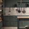 NYHET S45 – Unik köksö med minimalistiskt och avskalat intryck!
